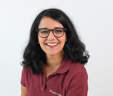Dr. med. Rubina Syed